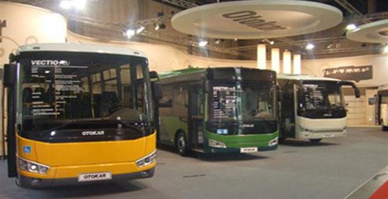 Somauto, la compañía que comercializa los vehículos Otokar en España, prevé 'duplicar' sus ventas en 2013