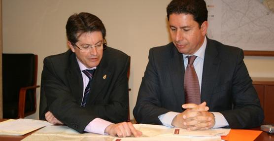 Murcia invierte 45,3 millonespara reparar y mejorar una veintena de carreteras en Lorca