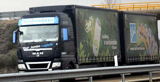 El Parlamento de Cataluña aprueba definitivamente la prohibición de circulación de camiones en la N-II