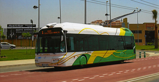La Consellería de Infraestucturas valenciana licita el servicio del Tram de Castellón de la Plana