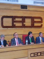 La Comisión del Consejo de Transporte y Logística de la CEOE se reunió el jueves para tratar diversos asuntos del Sector
