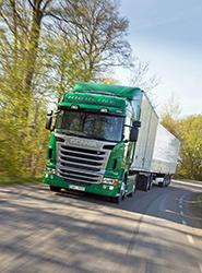 Scania pone el foco en el transporte sostenible en su informe del año 2012
