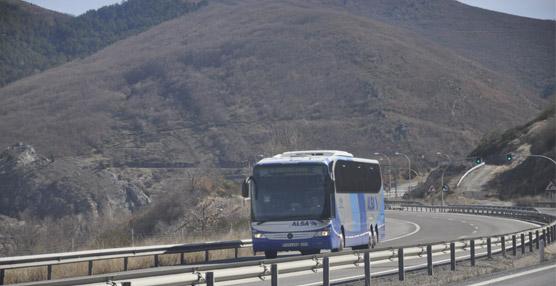 Alsa mantendrá sus servicios entre Asturias y Madrid tras la reducción de las conexiones aéreas entre el Principado y la capital
