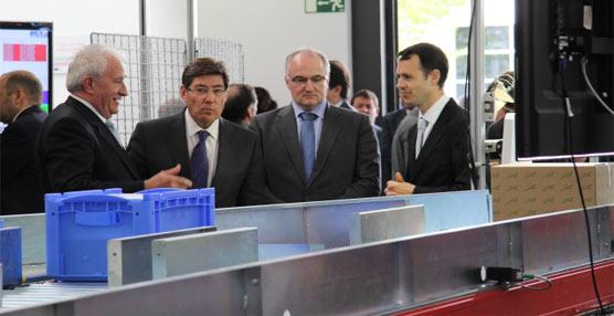 El primer Centro Público Demostrador de TIC para el sector de la Logística abre sus puertas en Zaragoza
