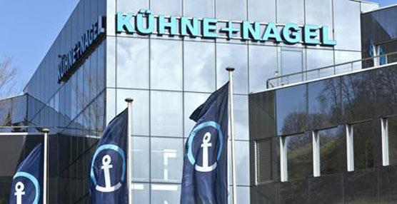 Kuenhe+Nagel ve crecer sus resultados durante el primer trimestre de 2013 'gracias a los mercados extranjeros'