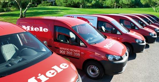 Volkswagen se encargará de renovar y hacer más sostenible la flota de Miele entre 2012 y 2015 con el Caddy Bifuel GLP