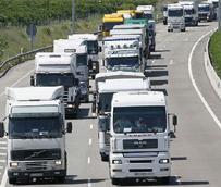Fenadismer comienza una campaña de protestas contra la prohibición de circulación de camiones por la N-II