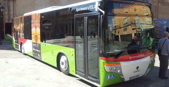 Scania entrega tres autobuses con sistema de gestión de flotas al transporte urbano de Elche dirigido por Auesa