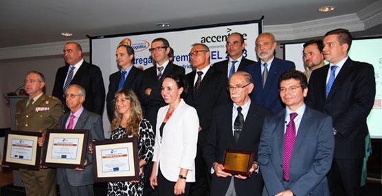 El Centro Español de Logística entrega sus premios CEL 2013 a las empresas y personalidades del año