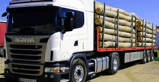 CETM se opone a la propuesta de UPN para utilizar megatrailers en el transporte de madera por carretera