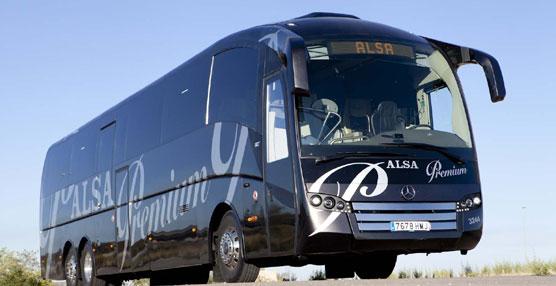 Más de 30.000 personas han viajado en el servicio Premium de ALSA entre las ciudades de Madrid y Bilbao