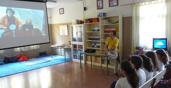El Ayuntamiento de Las Palmas impulsa la movilidad sostenible con charlas en los CEIP de la ciudad