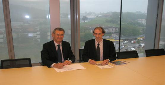 El IVL y el ITC firman un acuerdo de colaboración para cooperar en materia de logística, transporte o movilidad