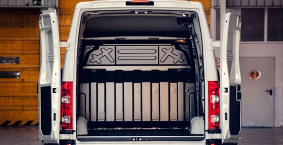 Iveco lanza la nueva furgoneta Iveco Daily AIR PRO, 'una aliada de la seguridad y el confort en el trabajo'