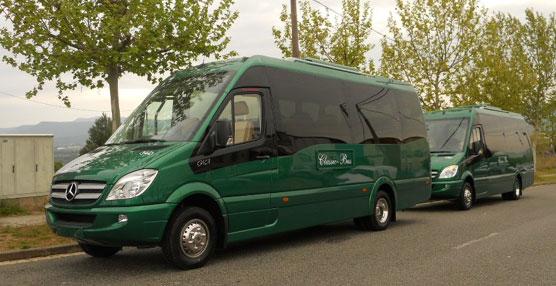 Este mes de abril Classic bus ha ampliado su flota con dos unidades Spica de Car-bus.net