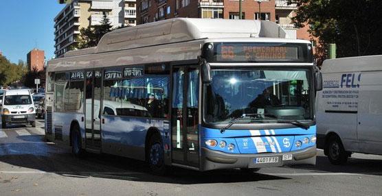 El SLT desconvoca la huelga del transporte de viajeros de Madrid para facilitar la negociación del convenio colectivo.