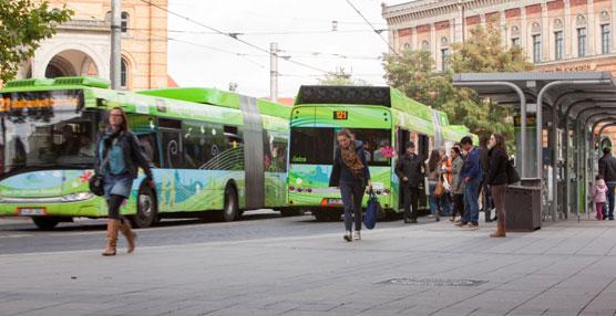 Solaris Urbino entrega 42 auobuses híbridos al operador municipal de transportes de Hannover Üstra