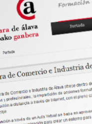 La Cámara de Comercio de Álava pone en marcha sus curso de logística Lean operacional aplicados a la gestión interna
