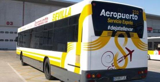 Tussam habilita un servicio de WiFi gratuito en la línea que conecta con el aeropuerto