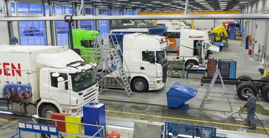 Scania prorroga su plan '1 millón' con reparaciones a precio fijo para camiones de la firma hasta Noviembre