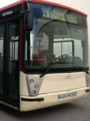 El autobús urbano de Teruel podría tener menos líneas a partir de 2014 para intentar reducir el déficit que acumula