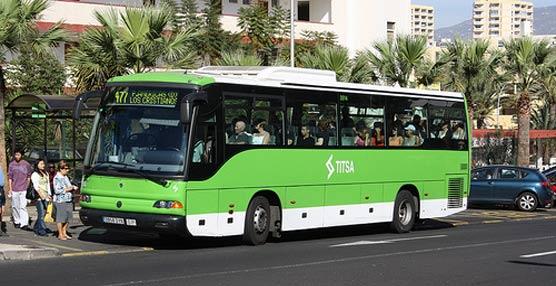 El nuevo convenio de financiación del transporte urbano de Tenerife 'evitará recortes de servicios'