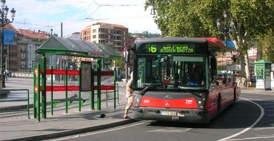 Bilbao lanza un nuevo sistema para la consulta de información sobre la red de autobuses a través del móvil