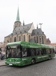 Solaris y Skoda ponen en funcionamiento su proyecto conjunto, un nuevo autobús híbrido, en Polonia