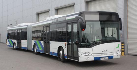 Solaris entregará cinco unidades del Solaris Urbino 18.75 al operador del transporte público de Hagen (Alemania)