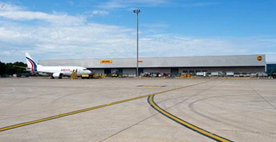 Aena reduce los alquileres de las oficinas de los transitarios en los centros de carga aérea por petición de Feteia-Oltra