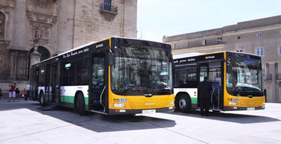 Jaén no implantará el billete de transbordo en sus autobuses urbanos 'ya que supondría un coste muy elevado'