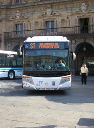 Salamanca modifica el recorrido de su línea 10 para facilitar desplazamientos a personas mayores o con movilidad reducida