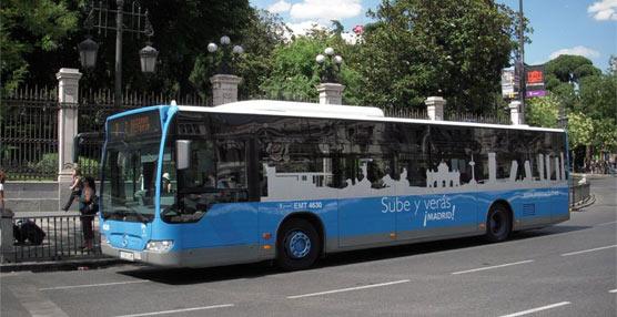 La EMT de Madrid pone a la venta 102 autobuses de su flota en el mercado de segunda mano