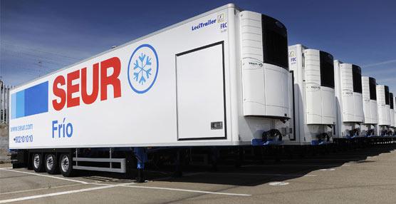 Seur relanza su servicio de frío con una inversión de más de dos millones de euros en infraestructuras y operativa