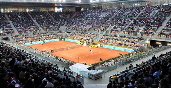 Sodexo y Seur se unen para aprovechar el excedente de alimentos generado en el Mutua Madrid Open