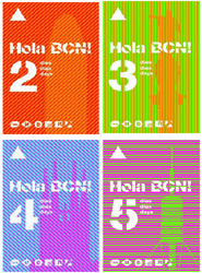 TMB inicia una campaña para promocionar los abonos turísticos 'Hola BCN!' y aumentar con ellos sus ingresos