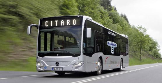 Daimler alcanza los 350 autobuses Euro 6 suministrados con la entrega de tres nuevos Citaro a la ciudad alemana de Trier