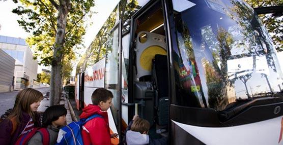Castilla-La Mancha aprueba un gasto de 68 millones para financiar el transporte escolar