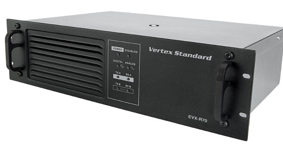 Vertex Standard lanza una nueva serie de radios digitales eVerge ™ 'que mejoran la calidad de las comunicaciones'