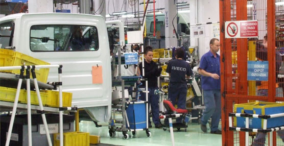Iveco avisa de que las condiciones del Plan de Competitividad suponen un peligro para la industria en España