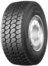 Continental lanza HDC, un nuevo neumático de tracción para la monta sencilla destinado a la construcción