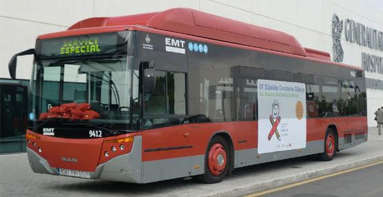 EMT Valencia amplía su línea 95 y Subus operará un servicio gratuito de traslado a las pruebas de Slectividad