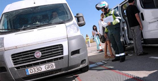 El Plan de Inspección de Transporte recaudó en 2012 132 millones de euros en sanciones, un 8% menos que el año anterior