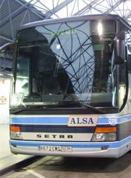 Alsa ofrece 20.000 plazas para viajar a 20 euros entre distintos destinos nacionales