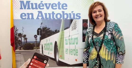 Surbus desarrolla una aplicación móvil para informar a los usuarios de los tiempos de espera en Almería