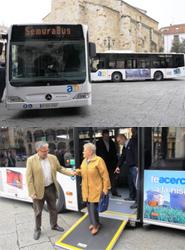 SemuraBus incorpora dos autobuses Mercedes a su flota de Zamora superando la renovación de la mitad de sus vehículos