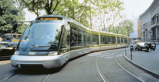 Bombardier se asocia con CSR Puzhen para proporcionar tranvías sin catenaria a la ciudad de Nanjing