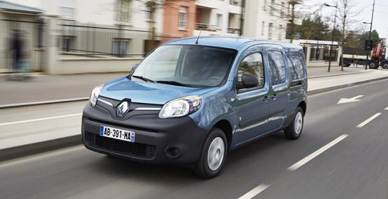 Renault lanza su nueva gama Kangoo de vehículos comerciales