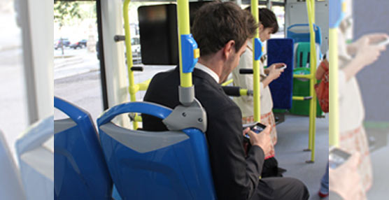Gowex y Landatel desarrollan un sistema para conectar los autobuses urbanos con la smart city