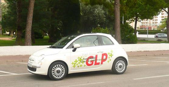 Fiaty Repsol dan a conocer GLP, el carburante alternativo para la nueva gama de la marca italiana